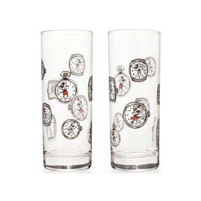 Disney ディズニー Disney Bridal B-Watch L グラスペア(12セット)品番:S-5873 【タンブラー】 ディズニー タンブラー グラス セット 食器 洋食器 ガラス食器