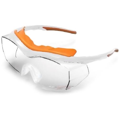 保護メガネ二眼式理研オプテックRS-90VF-P(VFplusコートレンズ)