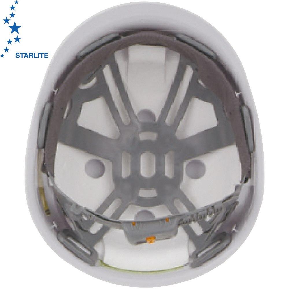 作業用ヘルメットスターライト工業PC-1(BHZ内装)<電気対応ヘルメット工事用ヘルメット作業