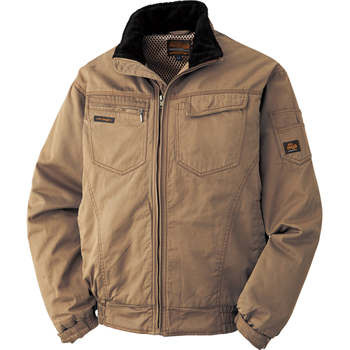 アタックベース031-1綿防寒ブルゾンメンズ防寒ウェアATACKBASE防寒作業服作業着