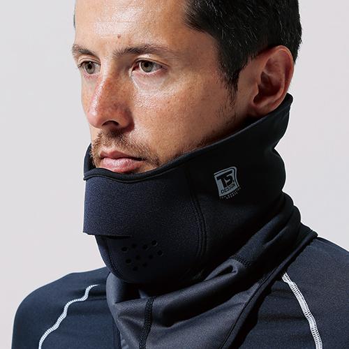 TS Design 藤和 842912 フェイスウォーマー メンズ 防寒ウェア フェイスウォーマー 寒さ対策 防寒