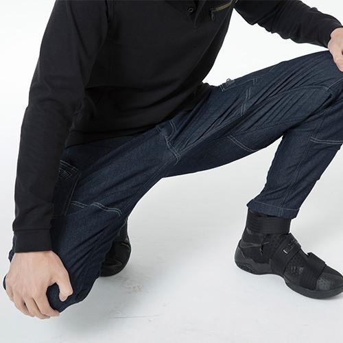 防寒パンツ藤和TSDesignメンズニッカーズ中綿キルティングカーゴパンツ5234新商品予約受付中(2018年10月20頃)作業着防寒作業服