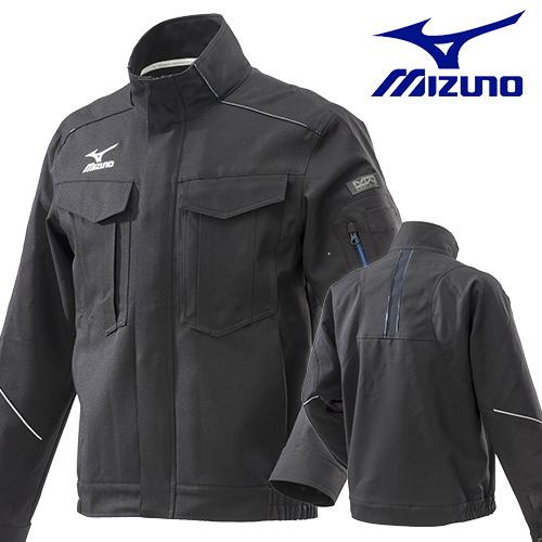 お買物マラソン期間中全品ポイント5倍以上 作業服 ブルゾン ミズノ MIZUNO MOVEジャケット C2JE8181 作業着 通年 秋冬