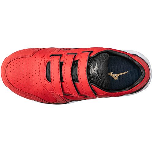 限定モデル2020年12月末発売!安全靴ミズノMIZUNOALMIGHTYHW22LオールマイティHW22LF1GA2001新商品JSAA規格作業靴マジックテープメンズレディースかっこいいおしゃれ軽量耐滑ベルクロ