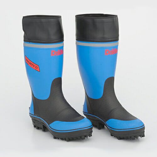 【正規通販】 ゴム長:作業服 大同石油 30.0cm ニューマイティブーツII NS 安全靴 #50N 安全帯のまもる君 先芯なし-DIY・工具