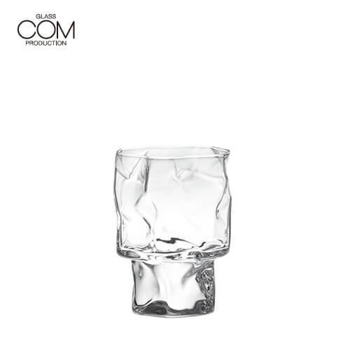 木村硝子店×コラボ COM クランプル ワインL×6脚セット ワイングラス kimuraglass グラス