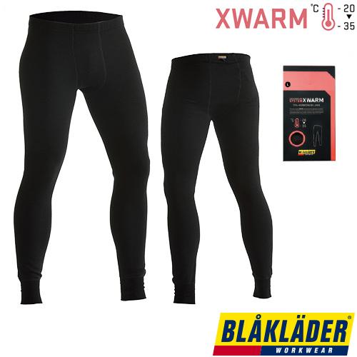防寒インナー ブラックラダー BLAK LADER UNDERWEAR TOP XWARM 70% MERINO 1894-1706 作業着 防寒 作業服