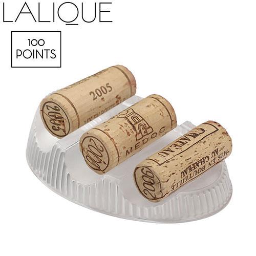 ワイングッズ ラリック 100ポイント 3コルクホルダー 10614900