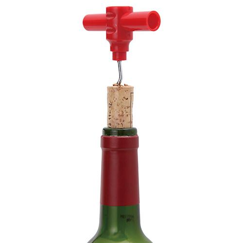 ワインオープナーflowサヤ付コルク抜きWF010RET字タイプ