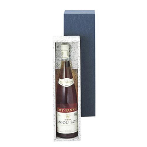 ドイツワイン専用ギフト化粧箱 1本用 ×100個セット [7083] ワインギフト用品