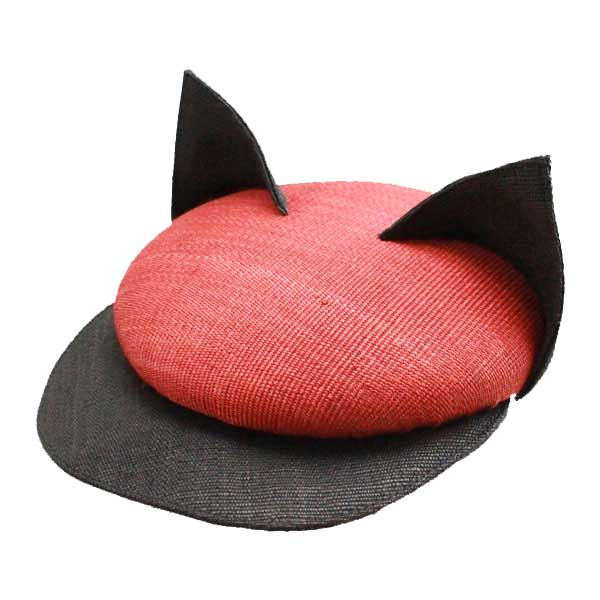 Mich Dulce Kitty Cap Beret