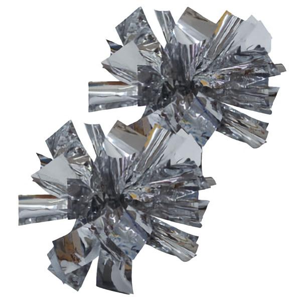 チアポンポン(2個組)銀 43-996