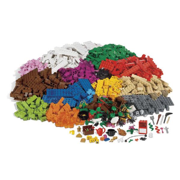 レゴ 基本ブロックカラフルセット 9385-