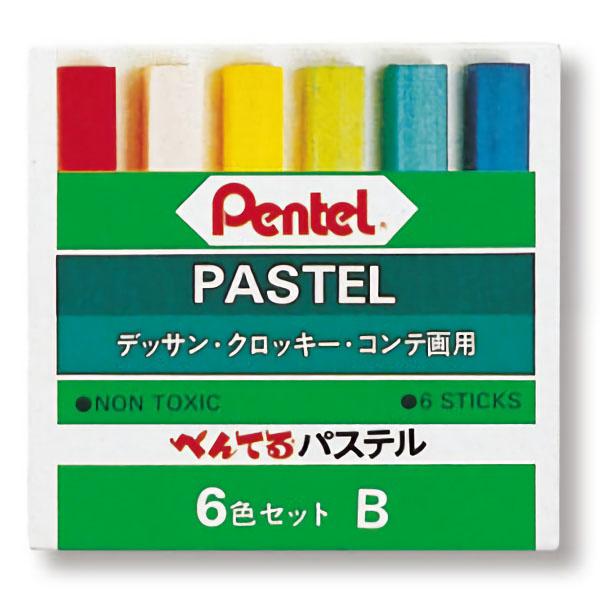 パステル 6色セット 販売期間 限定のお得なタイムセール ファッション通販 GA-6BD