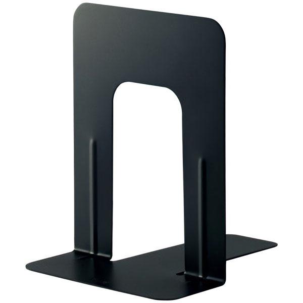 大型ファイルから文庫本まで 使い方いろいろ ブラック×12組 ブックエンドMサイズ 人気海外一番 70%OFFアウトレット