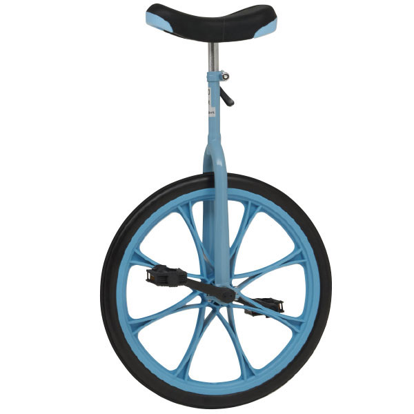ノーパンク一輪車20 青 T2498B