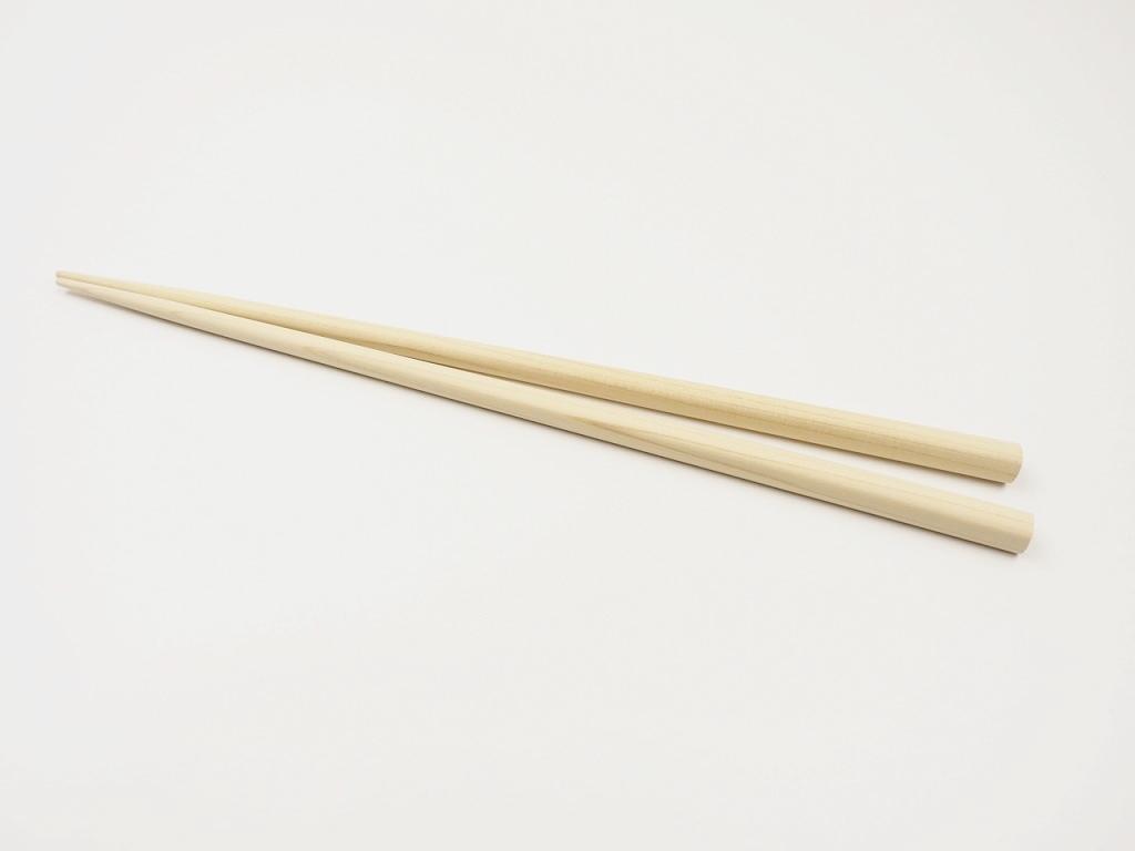 青森ヒバ 箸 青森ひば 菜箸 小 お見舞い 28cm バーゲンセール