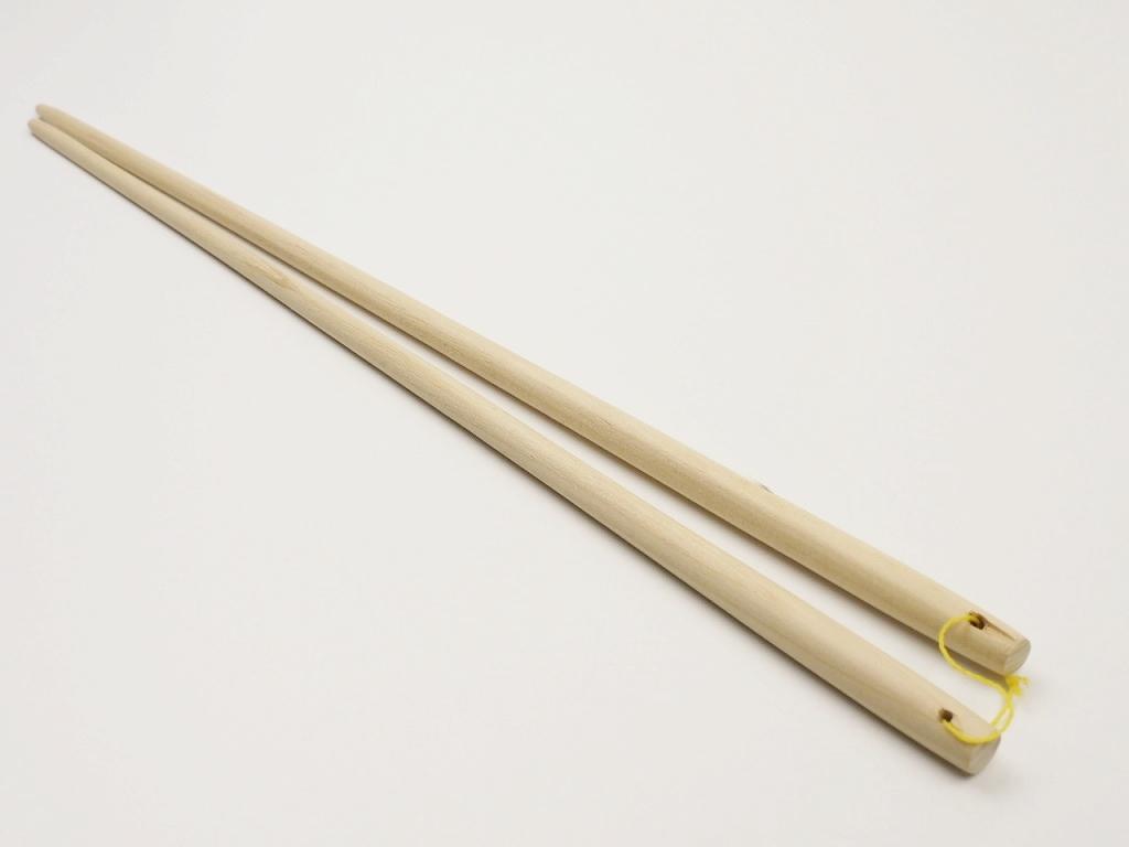 青森 超定番 ひば 箸 菜箸 新品未使用 35.5cm 大 青森ヒバ