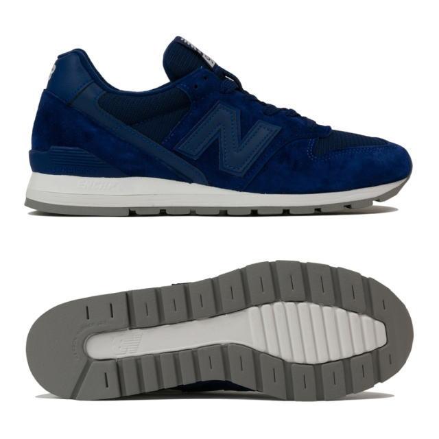new balance [ニューバランス] M996 LRE [BLUE] M996LRE スニーカー(ブルー) AIA