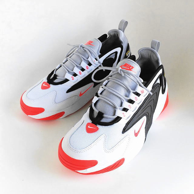 quality design e1fdc 9bb87 NIKE  Nike  ZOOM 2K  WHITE INFRARED  zoom 2K sneakers (white ...