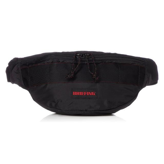 BRIEFING [ブリーフィング] MINI POD SL PACKABLE [BLACK] ミニポッドSLパッカブル バッグ(ブラック) BRM181204 AJS