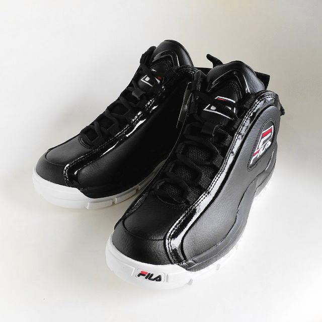 FILA [フィラ] 96 GL [BLACK] 96 グラントヒル2 スニーカー (ブラック) F0313-0014 AIS