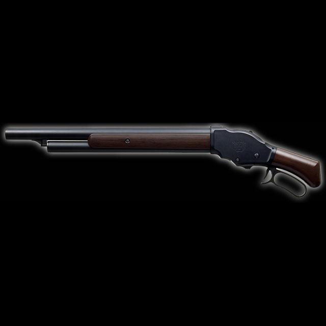 【再入荷】 マルシン M1887 ショート maxi8 マキシ8 木製ストックVer 8mmBB マキシエイト(ガスガン)