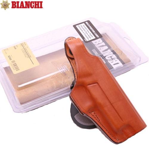【再入荷】ビアンキ 59 スペシャル エージェント パドル ホルスター サイズ15AR【BIANCHI】