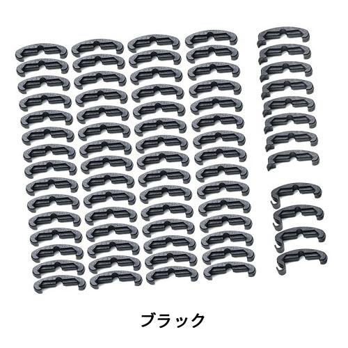 LaRue Tactical(ラルータクティカル) インデックス クリップ 72ピース 4カラー【実物】【アメリカ製】