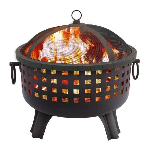 【送料無料】【焚き火台】ランドマン ファイアーピット(焚火台) キャンプファイヤー【Landmann】