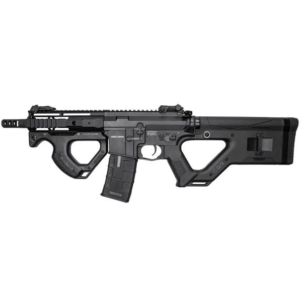 ICS ASG 電動ガン HERA ARMS アサルトライフル CQR AEG Ver2 S3 ブラック (ICS-390S3) ? ヘラアームズ ミリタリー サバゲー 銃 ガン