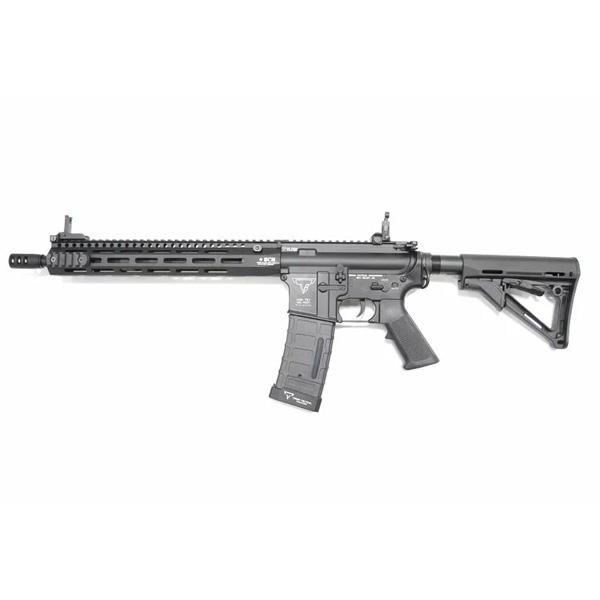 DOUBLE BELL AR-15 スタンダード TTI TR-1 M-LOKハンドガード メタル電動ガン No.082 ■ ダブルベル