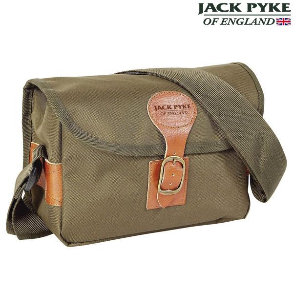 ジャックパイクのカートリッジバッグ JACK PYKE OF ENGLAND ジャック パイク カートリッジ バッグ サバゲー 狩猟 ■ グリーン フィールドバッグ 装弾 ハンティング 射撃 !超美品再入荷品質至上! 低価格化 シューティング