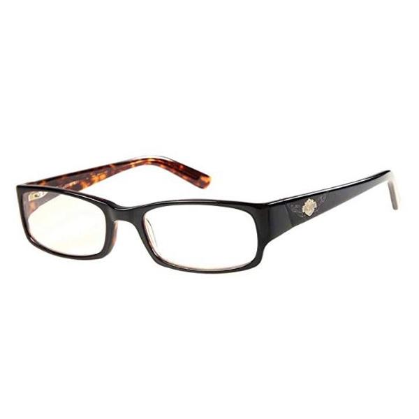 【ハーレーダビッドソン】リーディンググラス (シニアグラス) バー&シールド ロゴ メンズ +1.5 ブラック&べっこう柄【Harley-Davidson 老眼鏡 アイウェア バイカー バイク 雑貨】