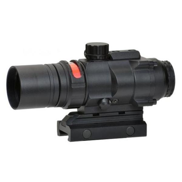 【ノーベルアームズ】ファイバースコープ SURE HIT 432FPS ブラック【NOVEL ARMS ミリタリー サバゲー 光学機器 銃 ガン】