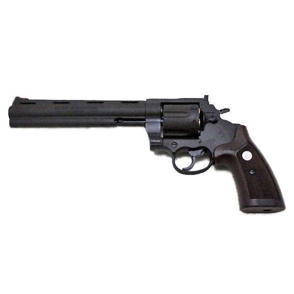 【送料無料】【マルシン】コルト・アナコンダ 6mmBB弾 8インチ ブラック(ヘビーウェイト)【Marushin ハンドガン ピストル ミリタリー Colt サバゲー ガスガン】 【184SS10】