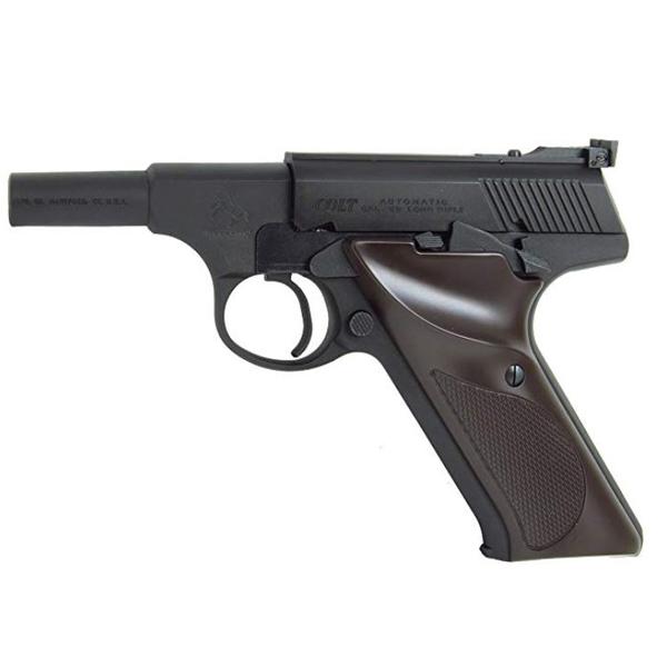 CAW クラフトアップルワークス モデルガン ウッズマン ショートバレル カスタム 発火式 ■ WOODSMAN COLT コルト ミリタリー 銃 ガン