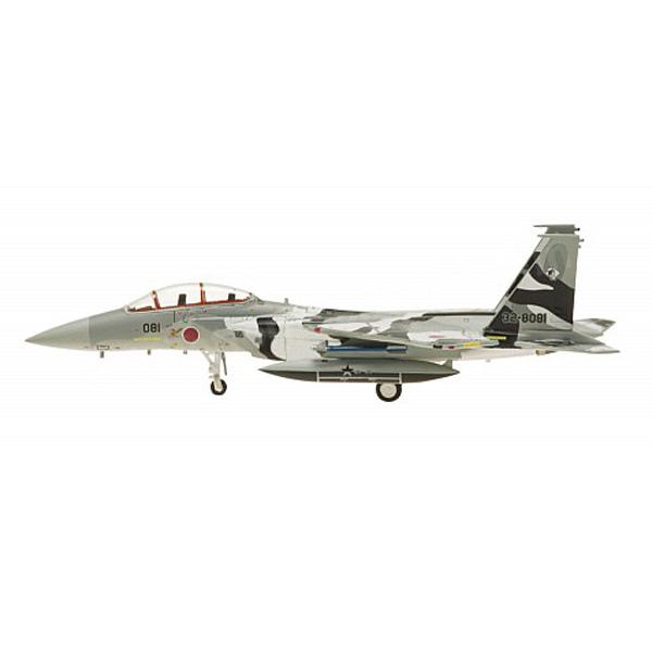 【M-SERIES】エムシリーズ F-15DJ 航空自衛隊 飛行教導隊 32-8081 2009ブラック 1/200スケール【ミリタリー 戦闘機 模型 航空機】 ◇ クリスマス プレゼント ギフト