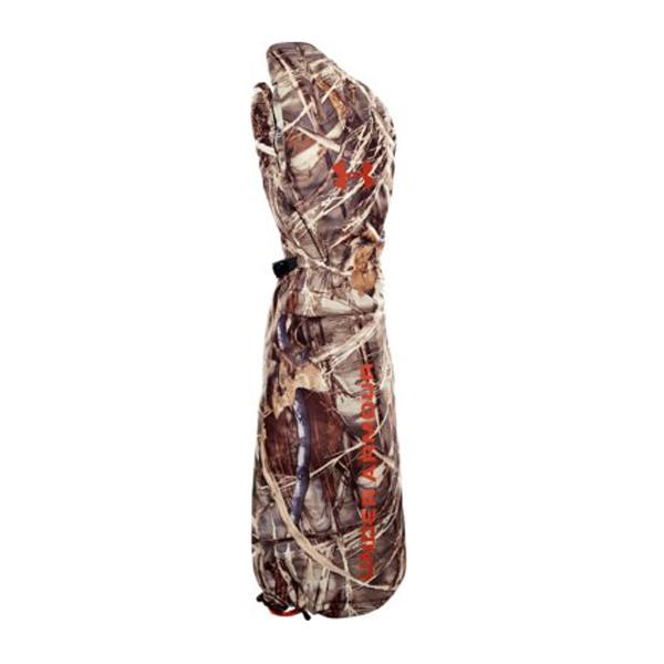 【送料無料】【UNDER ARMOUR (アンダーアーマー)】メンズ ロンググローブ リアルツリーMAX-5 Lサイズ 【防寒 手袋 狩猟 ハンティング】