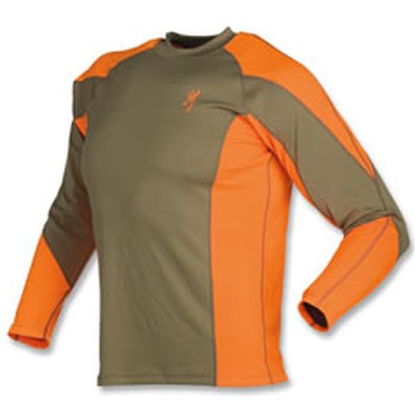 【BROWNING】 (ブローニング) NTS アップランド 長袖 Tシャツ 【メンズ ファッション】