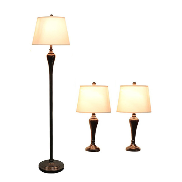 【送料無料】【在庫あり 即納】【照明器具】 テーブルランプ フロアランプ 3個セット【スタンドライト スタンド照明】 【Urbanest】
