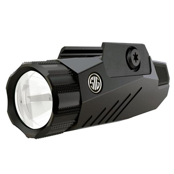 【シグ ザウエル】【LEDライト】FOXTROT1 ピストル・ウェポン・ライト 最大300ルーメン【SIG SAUER シグ ザウアー 懐中電灯 防水 電池式 明るい】