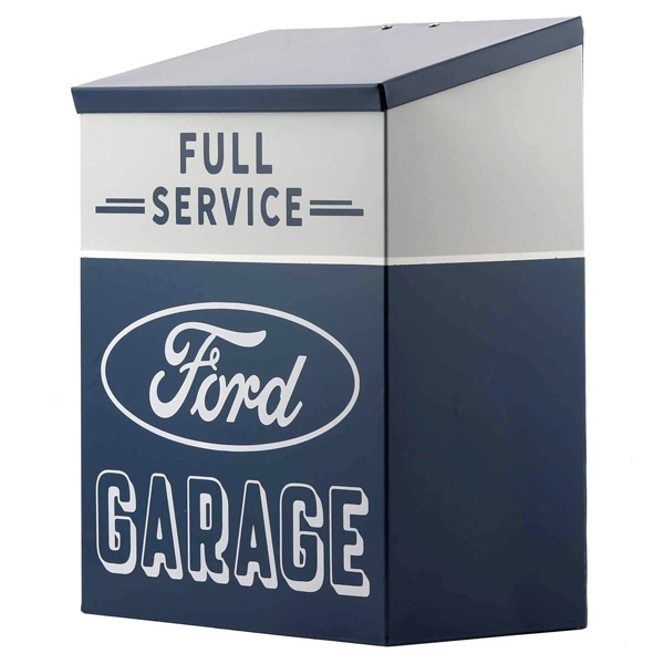 【フォード】【ペーパーホルダー】メタル製 ペーパータオル ホルダー【Ford おしゃれ 壁掛け ケース】