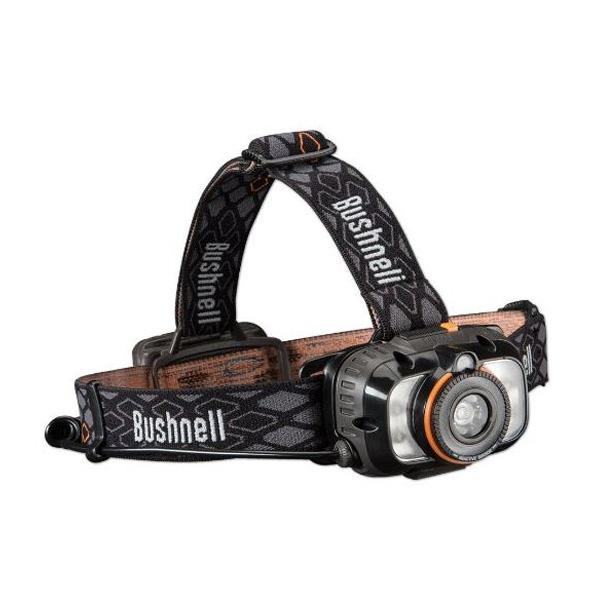 【ヘッドライト】ブッシュネル ルビコン H250L HD 3AA 自動調光機能搭載【Bushnell LED アウトドア 登山 キャンプ】