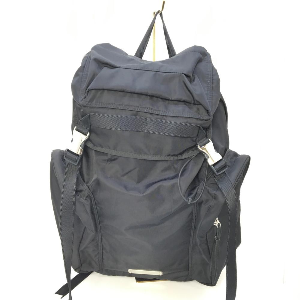 【中古】【メンズ】UNDER COVER BASIC アンダーカバー ベーシック ナイロンリュック バックパック 鞄 カラー:ブラック 黒 Black 万代Net店