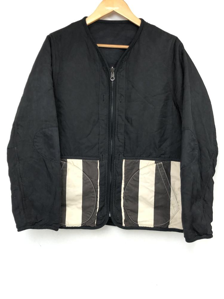 【中古】【メンズ】visvim ビズビム 19SS IRIS LINER JACKET リバーシブル アイリスライナージャケット 品番・型番:0119105013022 サイズ:2 カラー:ブラック系 万代Net店