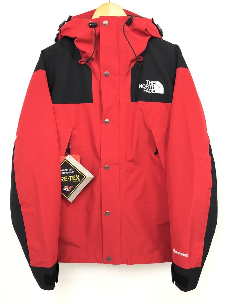 【中古】【メンズ】THE NORTH FACE ザ・ノースフェイス 1990 Mountain Jacket GTX 2 1990マウンテンジャケットゴアテックス2 品番・型番:NP51911Z サイズ:M カラー:レッド 万代Net店