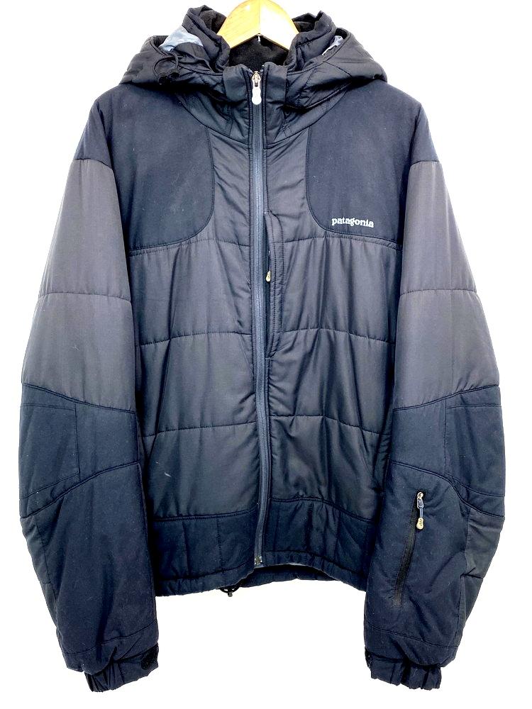 【中古】【メンズ】patagonia パタゴニア パフライダージャケット 品番・型番:29450F5 サイズ:M カラー:ブラック 万代Net店