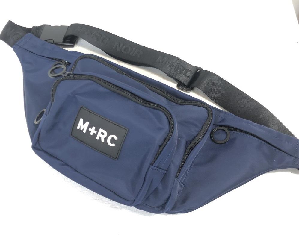 """【中古】【メンズ】【レディース】M+RC NOIR マルシェノア """" Logo Waist Bag"""