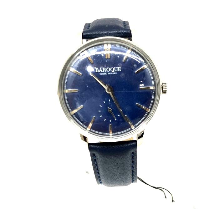 腕時計 【中古】【メンズ】【付属品あり】BAROQUE 型番:BA1008S-03NB ブランド ウォッチ 万代Net店 ウォッチ バロック